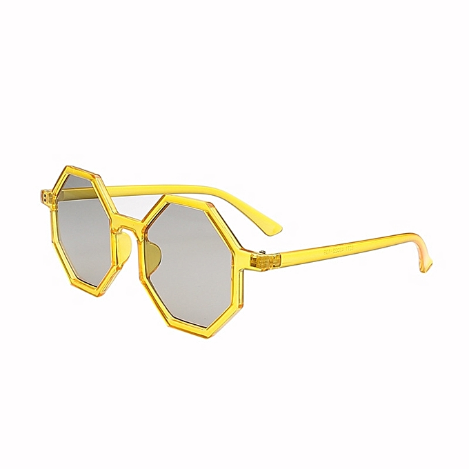 940fbe8721 Elegant Fashion sunglasses men and women models Europe and the United  States trend cat eyes polygon