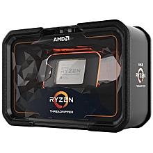 AMD 2nd Gen RYZEN Threadripper 2990WX 32-Core, 64-Thread, 4.2 GHz Max Boost (3.0 GHz Base), Socket sTR4 250W YD299XAZAFWOF Desktop Processor