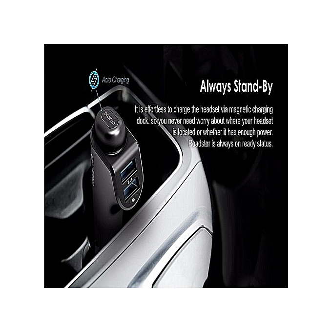 afdb8704620 Oraimo 2-in-1 Wireless Headset & Car Charger @ Best Price Online ...