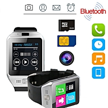 Hot JV08S DZ09 Bluetooth Smart Watch Phone GSM SIM For Android IOS iphone BDZ