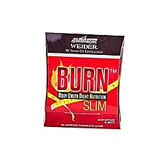 Dietary Supplement Burn Slim - 10 Tablets