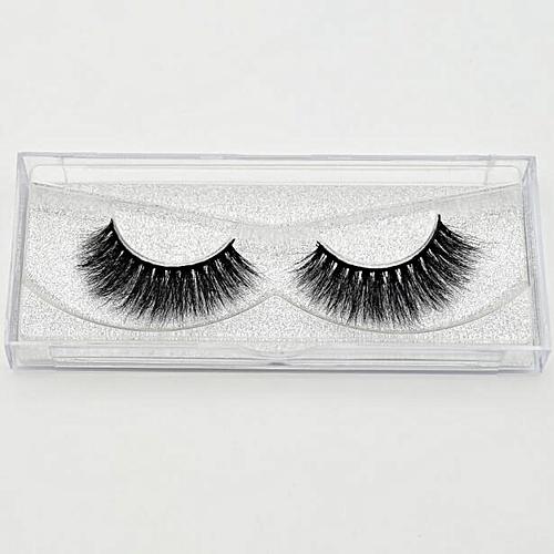874e58d5bb0 Generic Eyelashes 3D Mink Lashes Handmade Full Strip Lashes Cruelty Free  Luxury Mink Eyelashes Makeup maquiagem faux cils(visofree D123)