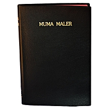 Muma Maler Dholuo Bible (Black PVC Cover)