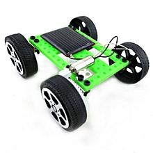 Car Assembly Toy DIY Car Educational Plastic 1set Diy Handworking Children Toys Solar Power Car Kids Gifts Electric Machine