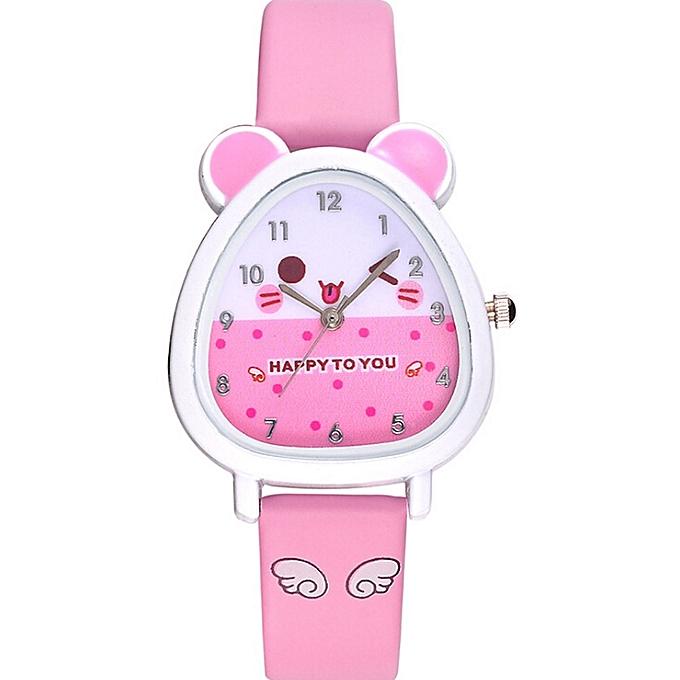 Buy Generic Huskspo Lovely Animal Design Boy Girl Children Quartz