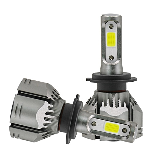H4 H7 LED H1 H3 H8 H9 H11 9006 9005 Auto Car Headlight Bulb CSP Chip 50W  8000LM Automobile Headlamp Fog Light 6500K Led Lamp 12V(K8S)