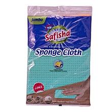 Sponge Jumbo Cloth - X3