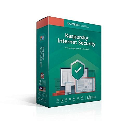 Internet Security 2019 - 3 User + 1 Free