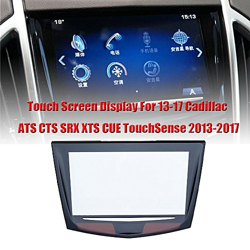 Touch Screen Display D DOLITY Automotive TouchSense Replacement for 13-17 Cadillac ATS CTS SRX XTS CUE TouchSense