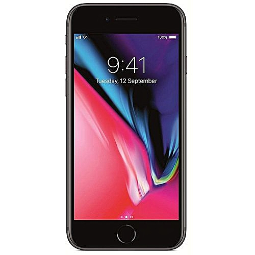 IPhone 8 4 7-Inch Fingerprint Sensor(2GBRAM,64GB ROM)HD-Grey