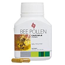 BEE POLLEN CAPSULE 100's