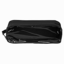 Football Boot Shoes Bag Sports Rugby Hockey Travel Carry Storage Case Waterproof-Black
