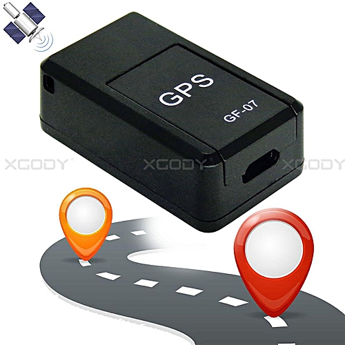 Gps Tracking Device For Cars >> Xgody Gf 07 Car Mini Gps Tracker Vehicle Spy Personal Magnetic