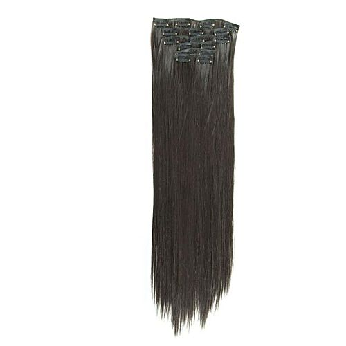 Hair Extension Perpanjangan Rambut Model Klip Clip Wigs Long Curly . Source · Buy & Sell