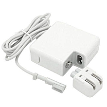 MacBook Laptop Adapter/Charger - MagSafe 2 - 60W - 16.5V 3.65A  - White