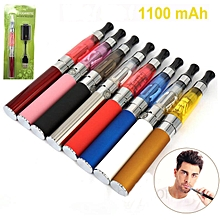 E-Cigarette eGo-T 1100mAh Vape Pen Rechargeable Kit Clearomizer USB Charger