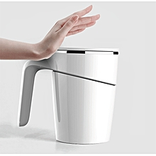 Xiaomi 470ML  Stainless Steel Magic Power Mug Without Pouring Office Coffee Tea Milk Cup Wit