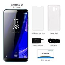 5.5inch HOMTOM S7 Smartphone 3GB+32GB Ouad Core Android 7.0 Phone EU Plug