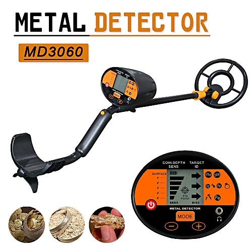 Generic MD3060 Underground Metal Detector Gold Finder Treasure Jewelry Digger Tool UK