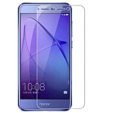2pcs Naxtop Tempered Glass Screen Film For HUAWEI Honor 8 Lite 2.5D Explosion-proof Protector - Transparent