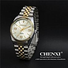 women watches relogio masculino fashion quartz mens clock watches men luxury brand men full steel watch gold watch men
