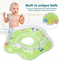 Baby Swimming Neck Float Inflatable Ring Adjustable Safety Aids Children