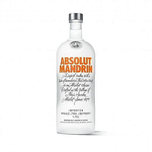 Vodka Mandarin - 750ML
