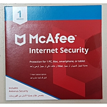 Internet Security  1 User