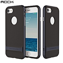 Royce Series Protective TPU Shell For IPhone 7 - Cadetblue