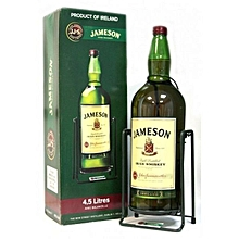 King Size Irish whisky - 4.5L