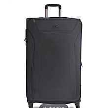 Travelling Trolley Bag/Suit case big size- 22' - Black
