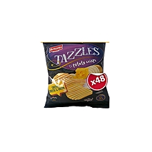 Tazzles Cheeky Cheese & Onion 48 x 30g