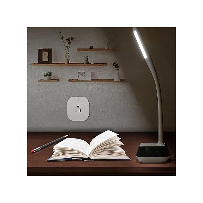 Meross Alexa Wi-Fi Smart Plug Socket Switch Mini No Hub Needed Wireless App  Remote Control Devices US Plug Wi-Fi Control