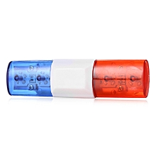 AX - 501 Police Car LED Light For 3CH Off-road RC Vehicle - BLUE + WHITE + RED