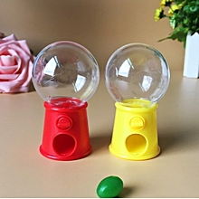 Funny Collectibles Gashapon toy Candy  Box for kids