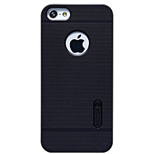 Super-Frosted-Shield-Executive Case for iPhone SE Black