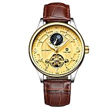 Automatic Men Mechanical Watch Luminous Waterproof Sport Male Clock Business Wristwatch