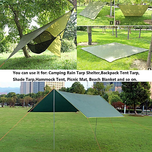 Generic Caravan Awning Tent Camping Picnic Beach Mat Mattress