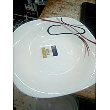 Dinner Plates -12 pcs