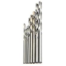 Steel Twist Drill Bit Set - Colormix