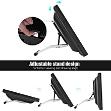 GT-190 19 Inch Professional HD Digital Pen Drawing Graphics Tablet Display Monitor TFT Screen 2048 Levels Adjustable Stand For Mac Windows PC