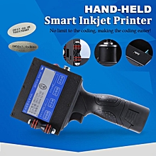 Hand-held Smart Inkjet Printer Coding Marking Machine Jet Pprinting Date QR code