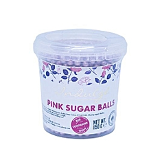 Pink Sugar Balls- 150g