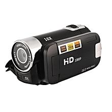 NEW 2.4 Inch Screen Full HD 1080P Digital TFT Camera 16.0 Mega Pixels CMOS Sensor DV With LED Fill Light Video Camera Recorder LIEGE