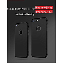 New Fashion Phone Case For Iphone7/8,Iphone7plus/8plus,IphoneX Frosted TPU Protective Shell Case