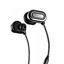 T1000 - Bluetooth Sport HiFi In-ear Earbuds Hands-free 5hrs Working - Grey