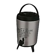 9.5 Ltr - Tea Urn - Stainless Steel