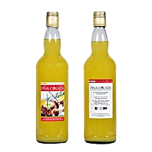 2 Pina Colada 750ml Bottles