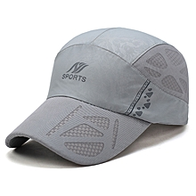Unisex Mens Thin Breathable Quick Dry Outdoor Hat Sunshade Mesh Baseball Caps