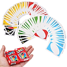 Mini Uno Poker Solitaire / Uno Card Game